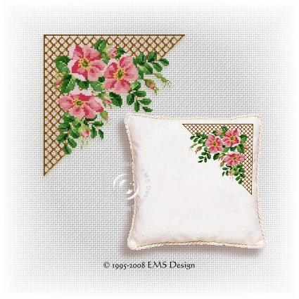 EMS084 Wild Roses Corner