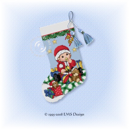 Attractive Christmas Stocking Sewing Patterns Free Inspiration ...