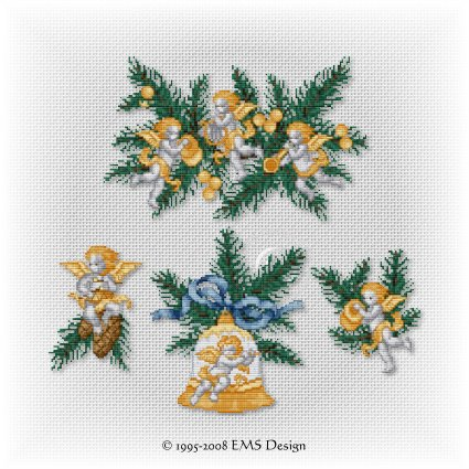 Ems Machine Embroidery Holiday Designs For Machine
