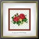 "EMS005 ""Rose Cushion #1"""