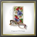 "EMS108 - Eyeglass Case ""Summer Flowers"""
