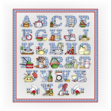 COUNTED CROSS STITCH PATTERNS - PRINTABLE PDF FORMAT CHARTS