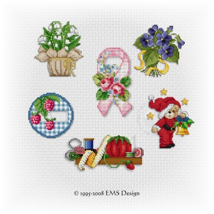Download free embroidery designs every 10 minutes